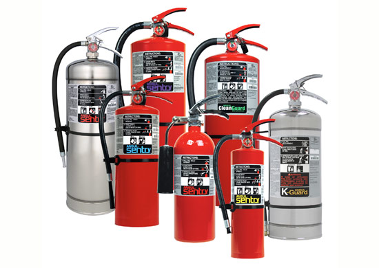 Ansul Cleanguard Clean Agent Hand Portable Extinguishers | Fire Extinguishers | Kingswood Capital Markets